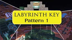 Labyrinth Key : Pattern 1 Thumbnail
